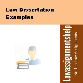 Law Dissertations Business Law Dissertation Topics